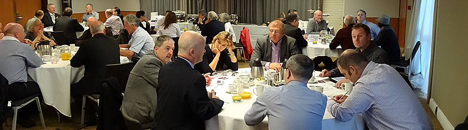 Big Breakfast networking meeting in Hertfordshire with G9